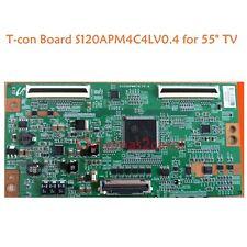 """Original T-con Board S120APM4C4LV0.4 for 55"""" TV UN55C5000QFXZA LN55C610N1FXZA"""