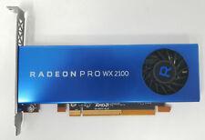 Dell AMD Radeon Pro WX 2100 2GB GDDR5 Professional Video Graphics Card CDMJ9
