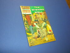 CLASSICS ILLUSTRATED JUNIOR #563 THE WISHING WELL 1969 (HRN 576)