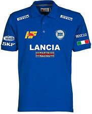 POLO LANCIA MARTINI RACING DELTA HF INTEGRALE maglietta felpa t-shirt maglia bmw