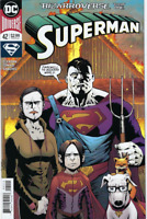 Superman #42 COVER A DC COMICS 1st Print