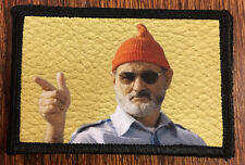 The Life Aquatic with Steve Zissou Morale Patch Tactical Military Army Badge USA