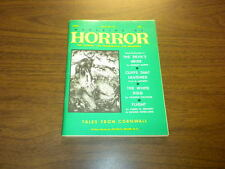 MAGAZINE OF HORROR #24 The Bizarre,The Frightening,The Gruesome 1969