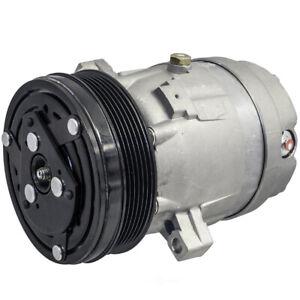 A/C  Compressor And Clutch- New DENSO 471-9144