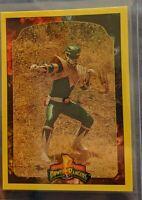 mighty morphin power rangers 1994 Green Ranger