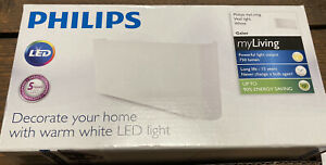Philips Ledino LED-Wandleuchte Galax 4-flammig 2,5 W, weiß 455913116