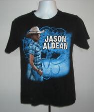 MENS JASON ALDEAN MY KINDA PARTY 2011 T SHIRT SMALL CONCERT