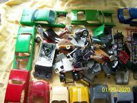 Revell, Amt, Italeri 1/24:25 Model Cars and Truck Parts Bulk Junk Lot