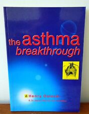 The Asthma Breakthrough by Henry Osiecki Paperback 1st Edition 1998