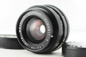LEICA LEITZ ELMARIT-R WETZLAR 28mm F/2.8 MF Lens 2Cam JAPAN Excellent 777