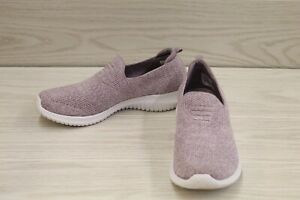 Skechers Ultra Flex Harmonious 13106 Comfort Shoe - Women's Size 8, Lavender