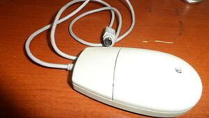 Vintage Apple Desktop Bus Mouse II; Wired M2706