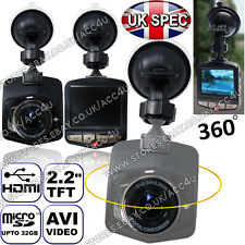 Premium HD In Car Infrared Motion Sensing Video Dash Cam Camera Journey Recorder