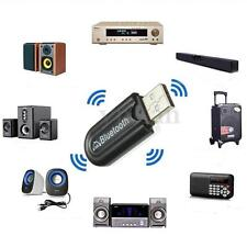 3.5mm Jack + USB Wireless Bluetooth 4.0 EDR Audio Music Receiver Adapter Dongle