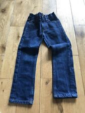Boys Brand New Next Regular Blue Jeans Age 4