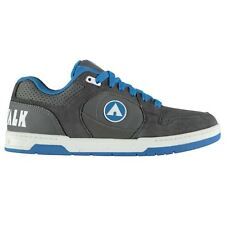 Airwalk Gents Mens Neptu Throttle Shoes Laced Skate Sports Sneaker Trainers 7-13