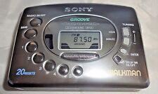 Sony, Walkman WM-FX465 [ FM / AM / Cassette player ] Serial No: 150960, Grey