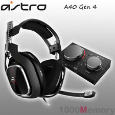 Astro A40 Gen 4 TR Wired Gaming Headset + MixAmp Pro TR for MS XBox One PC Mac