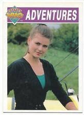 1994 Cornerstone DR WHO Base Card (56) Adventures