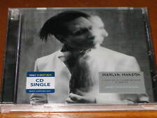 MARILYN MANSON - Third Day Of A Seven Day Binge - EXCLUSIVE BEST BUY CD Single!