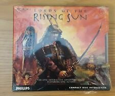 Lords of The Rising Sun - Philips Cdi New Sealed