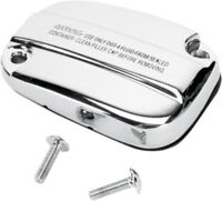Chrome Front Brake Master Cylinder Cover for Harley Touring 09-19 FLTR FLHT FLHR