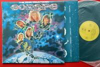 EUROPE FINAL COUNTDOWN W/INNER 1987 RARE EXYUGO PRESSING LP N/MINT