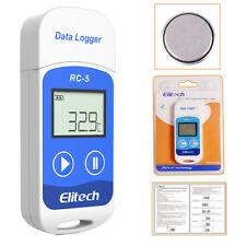 USB 32000 Punto Temperatura Data Logger rc-5