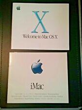 Guida dell'utente per iMac G3 2000/2001 con guida di installazione del software Incl. CD-ROM
