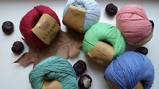 Yarn Gazzal Organic Baby Cotton yarn 100% organic cotton baby yarn children's
