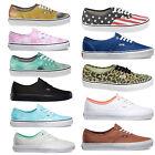 Vans Auténtico Zapatillas para mujer Zapatos de Deporte Skate