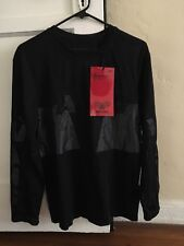 NWT Alexander Wang x H&M Breathable Top Long Sleeve Men's XS NEW WITH TAGS