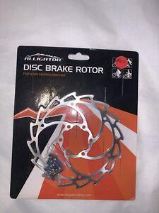 Alligator WIND CUTTER MTB Road Disc brake rotor-Silver140mm