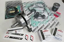 HONDA CR 125R ENGINE REBUILD KIT CRANKSHAFT, PISTON, GASKETS 1992-1999