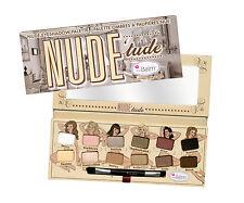 The Balm-NUDE Tude-Naughty ombretto tavolozza eyeshadow 100% ORIGINALE NEW