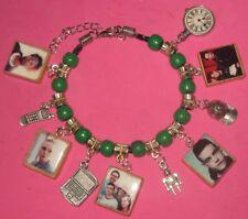 """""""Mr. Robot""""  Charm Bracelet-Handmade"""