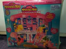 100% COMPLETE Melanie's Mall Main Vintage Rare Toy Doll Shop Melanies Boxed 90s