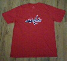 Washington Capitals Alexander Ovechkin Red Fanatics 8 T-Shirt men's size-Large