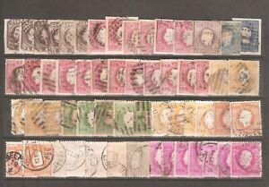 Portugal, 1862/76, Used