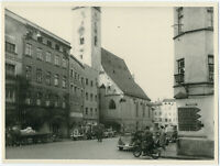 Wasserburg, Original-Photographie um 1936