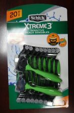 Schick Xtreme 3 Disposable Razors (20 ct.) NEW NEW NEW NEW