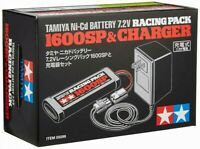 7.2V Racing Pack 1600SP & Charger RC Model by Tamiya 55096-000 4950344997374