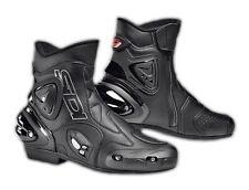 Stivali Scarpe Moto Turismo Sidi Apex Touring Boots tg. 41 / 7.5 nero - black