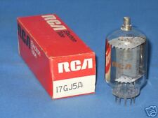 Vacuum Tube ~ 17Jg5A ~ Rca ~ Nos ~ 17Jg5 A