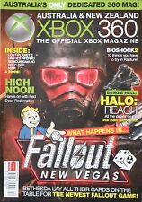 Australian XBOX 360 Magazine Issue 52 Lost Planet 2 - Dante's Inferno - Nier