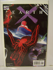 Marvel Earth X number 8 Resealable Comic Bag and Boarded