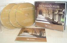 IN PARADISUM  -  Die schönsten gregorianischen Gesänge - READER'S DIGEST (3 CDs)