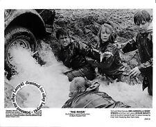 Lot of 4, Sissy Spacek Mel Gibson stills THE RIVER (1984)Scott Glenn Mark Rydell