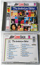 HIT COMEBACK Deutsche Oldies Mina, Bill Ramsey, Siw Malmkvist,...Polyphon CD TOP