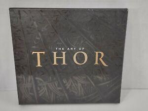The Art of Thor by Marvel Hardcover with Slipcase Avengers Chris Hemsworth